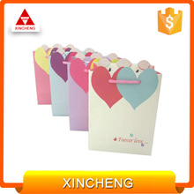 Professional custom printed logo folding shopping pack durable paper gift clothes luxury bag