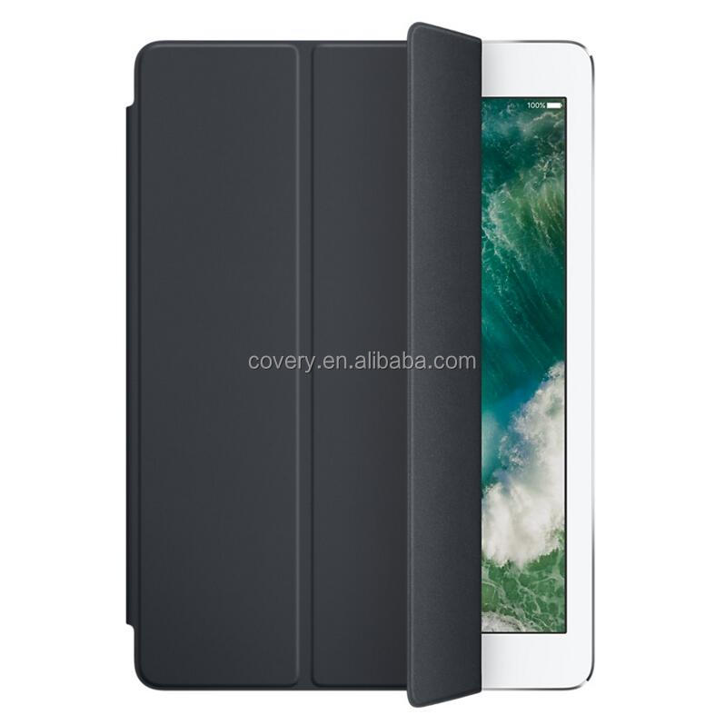3 flip case cover for ipad pro , PU leather case for ipad ,For ipad pro 9.7 case