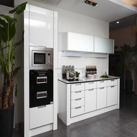 2016 Welbom Euro White Lacquer Gallery Kitchen Furniture