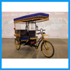 Manpower And Electric Assist Pedicab For Passenger Bike Rickshaw