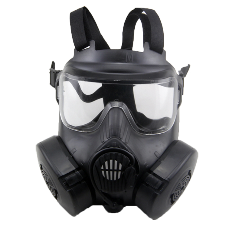 The new US military active duty M50 gas masks