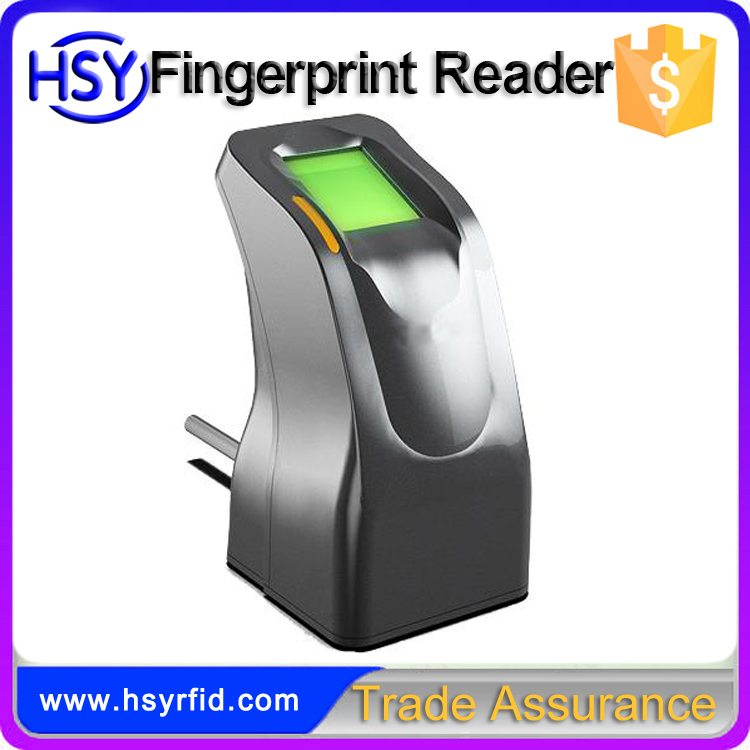 Window USB interface durable quality fingerprint reader capture finger print image scanner fingerprint sensor