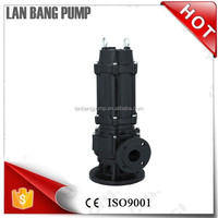 Energy saving 50mm outlet Manufacture Irrigation 100% Copper Wire And Output Power 0.75HP Hot Water Submersible Pump