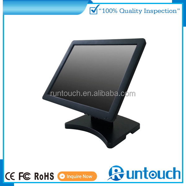 "Runtouch RT-1500 Lcd touch 15"" vga used set"