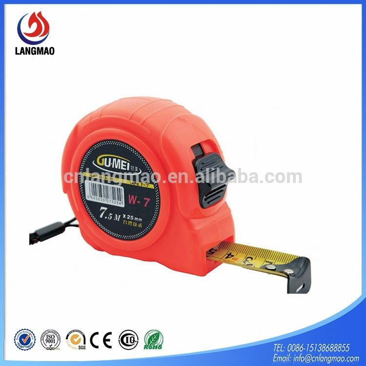 Factory support OEM abs plastic case freeman measuring tape