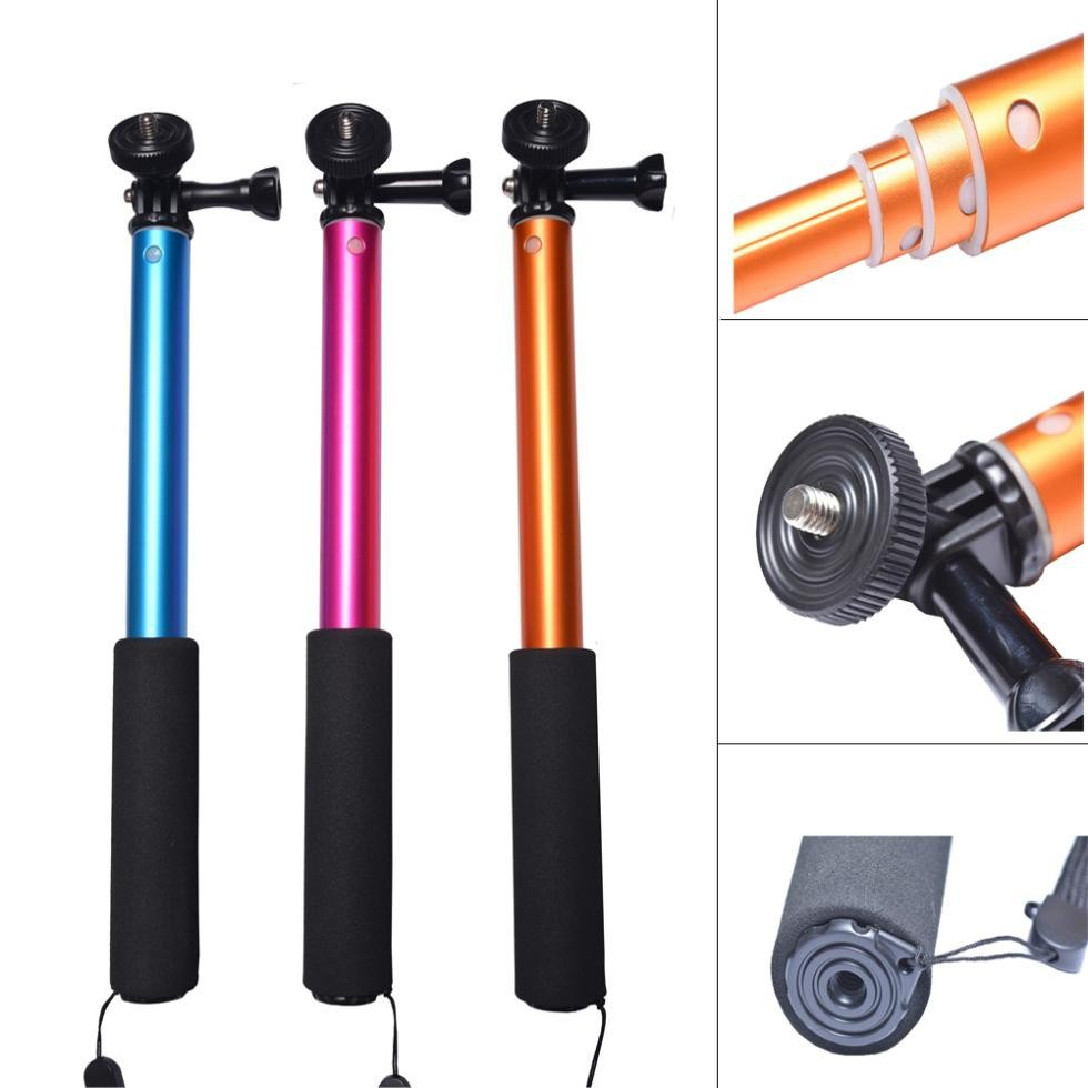 2015 Waterproof monopod bluetooth selfie stick, Waterproof camera monopod for GoPros stick xiaomi yi Monopod
