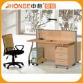 Standard Dimensions Melamine Malaysia 2 Person Office Workstation