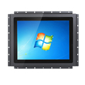Factory Price 15 Inch Industrial Waterproof LCD Monitor RS232 Touch Screen for CNC,/ATM/ Kiosk