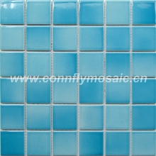 Swimming pool mosaic color gradual change ceramic tile (PY4812)