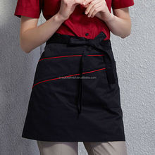 different types of waiter's waist apron