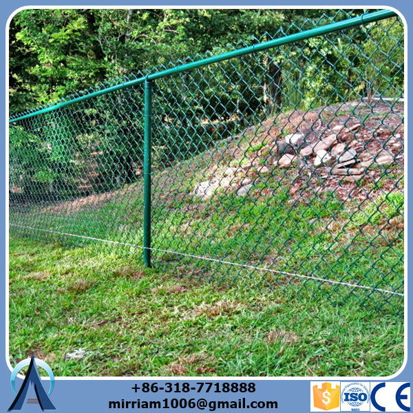 Factory Direct Sales All Kinds Of residential chain link fence boundaries of the playground