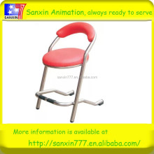 Good quality Manufacture price chair with stainless steel frame