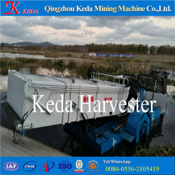 KEDA Reasonable Price Boat / Harvester For Cutting Weeds For Sale