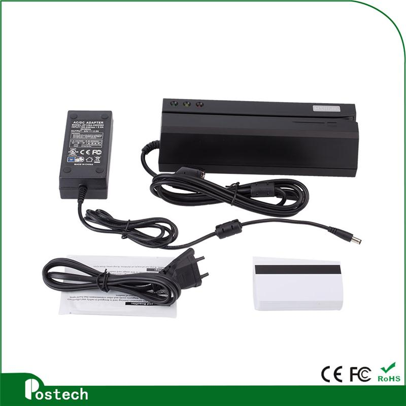 Multifunctional best-selling dvd player with magnetic card reader with CE certificate MSR100