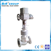 DN100 220V WCB Electric Flange Regulating Valve Manufacturer