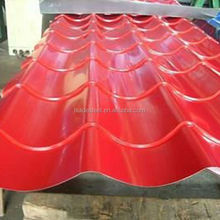 GALVNIZED AND COLOR COATED ROOFING SHEETS