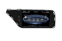 2015 Hui Fei Brand Upgrade Car Multimedia For Audi A5 Q5 Support DVD SD Radio Bluetooth GPS