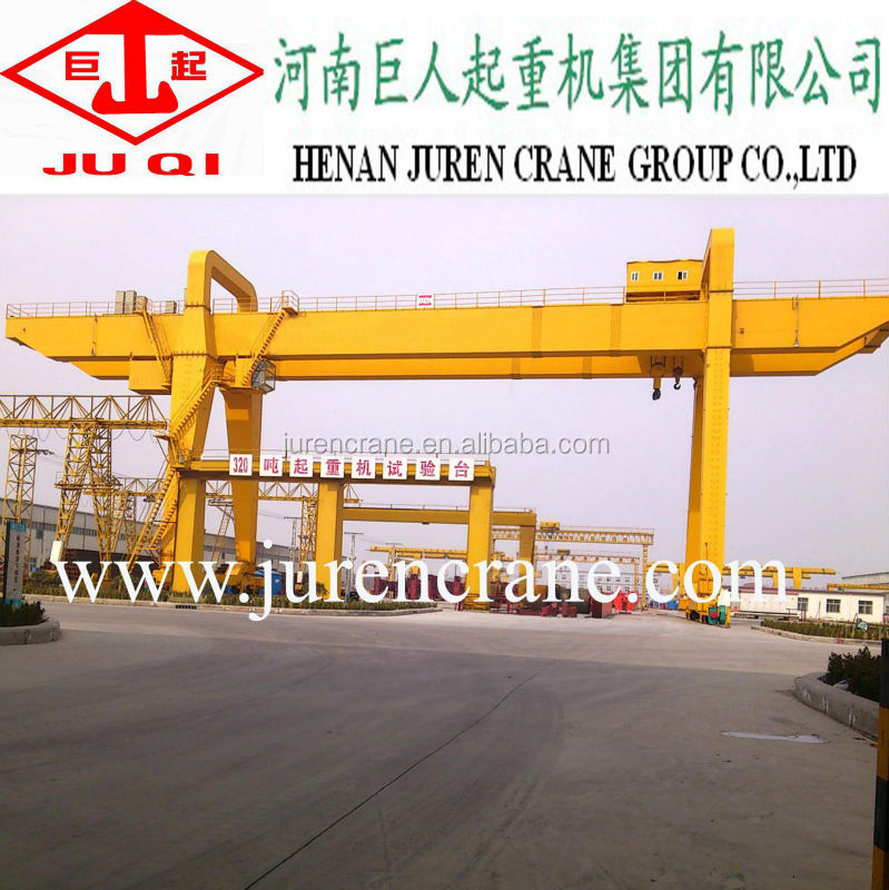 YOUR BEST CHOICE MG 5-50T double beam gantry crane with hook