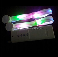 2014 Cool Novelty Gifts Wedding Souvenirs Led Remote Controlled Bracelet
