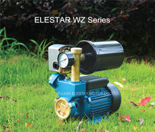 1 ELESTAR WZ series self-sucking water pumps 2 Liters pressure vessel roof booster pump