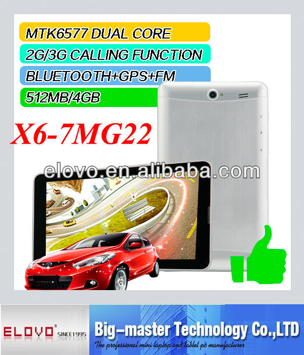7 inch android 4.0 3g sim card slot android mini tablet pc