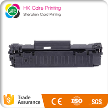 1.6K black compatible toner CE285A for HP 85A