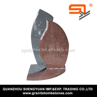 granite memorials and monument for funeral from Alibaba