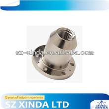 2014 hot selling made in china odm oem oem aluminum cnc machining spare part
