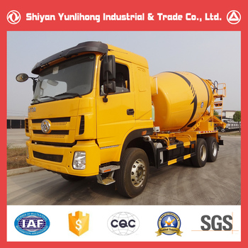 8 Cubic Meters Concrete Mixing Truck Price/Brand New 6x4 Cement Mixer Vehicle For Sale