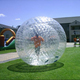 high quality&cheap rental zorb ball for sale/human sized bubble hamster ball for grass play