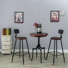 cheap price bistro restaurant furniture table and chair for snack bar cafe bar dekorasyon