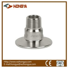 SS304 Sanitary Stainless Steel pipe Fitting Triclamp Spool Extractor