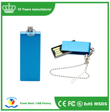 Metal Material And Key Style Key Thumbdrive/ USB Thumb Drive With Key Ring