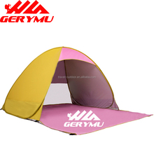 Sunbathe Beach Tent Travel Easy To Carry Portable Folding In Circle Trourist Bag Summer Spring Colorful Fishing Tents