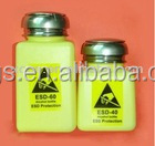 Plastic ESD Alcohol Bottles