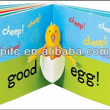 Customized Children Color Books Printing Service