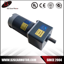 High Quality Brushed 12V DC Lift Motor with Gearbox