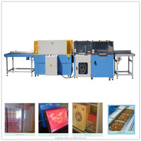 plastic film packing machine for plastic bags
