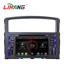Chinesische android 9.1 2 + 16g fahrzeug dvd-radio-<span class=keywords><strong>player</strong></span> für MITSUBISHI PAJERO mit <span class=keywords><strong>CD</strong></span> DVD <span class=keywords><strong>player</strong></span> <span class=keywords><strong>stereo</strong></span> GPS navigation