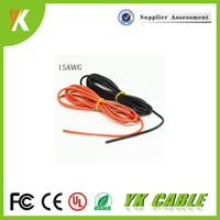 High Temprature Soft Silicone Wire For Electric and RC Car Trucks 16 Gauge AWG Copper Wire