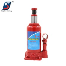 Supply high quality Mechanical pressure hydraulic trolley jack