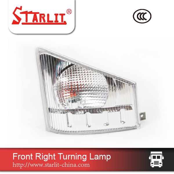 Starlit Right Front Turn Signal Car Lamp for Motors 700P OEM