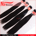 straight fast shipping Indian Hair Human Hair Weaving Bundle