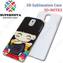 3D Sublimation CellPhone Case for Samsung Galaxy NOTE3
