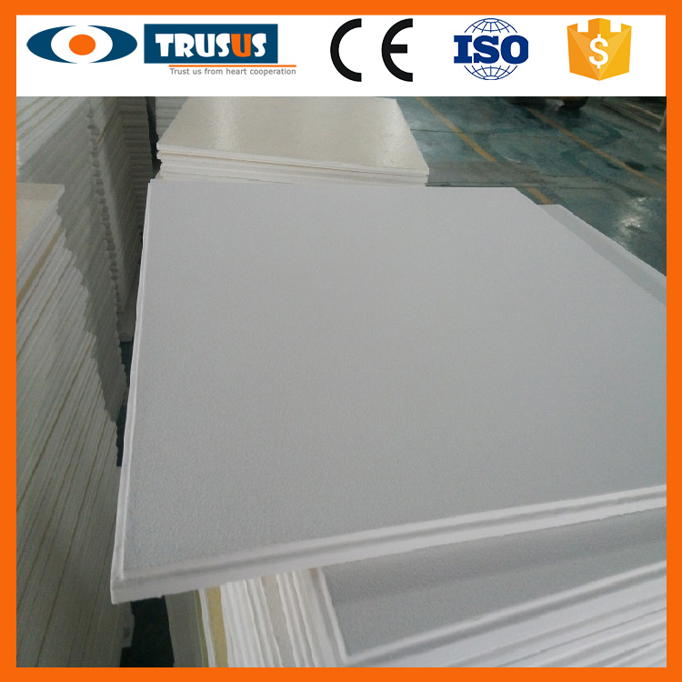 High Performance Materials Standard Type Used For Interior Wall Good Decorate Effect Fiberglass Board