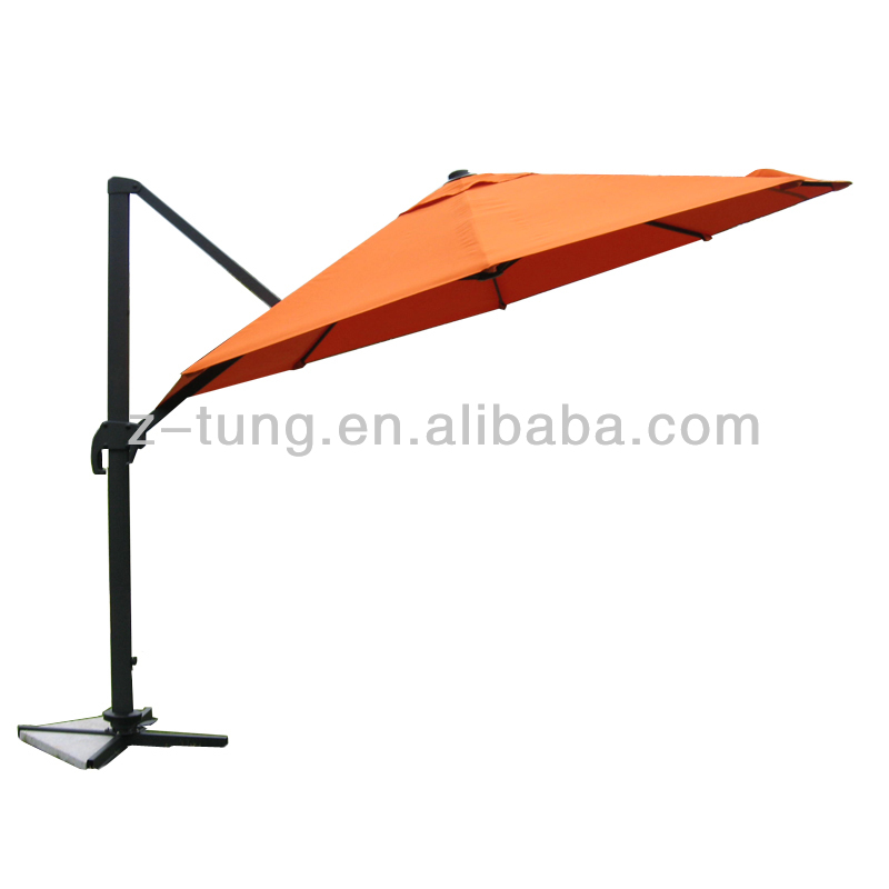 ZT-7005U aluminum china umbrella outdoor
