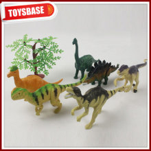 Wholesale rubber dinosaur toy for kids with EN71 report