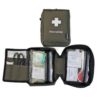 Military first aid kit / family emergency bag/ hot-selling