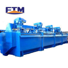 SF Type Flotation Machine for gold, argent, iron, lead, zinc, ect