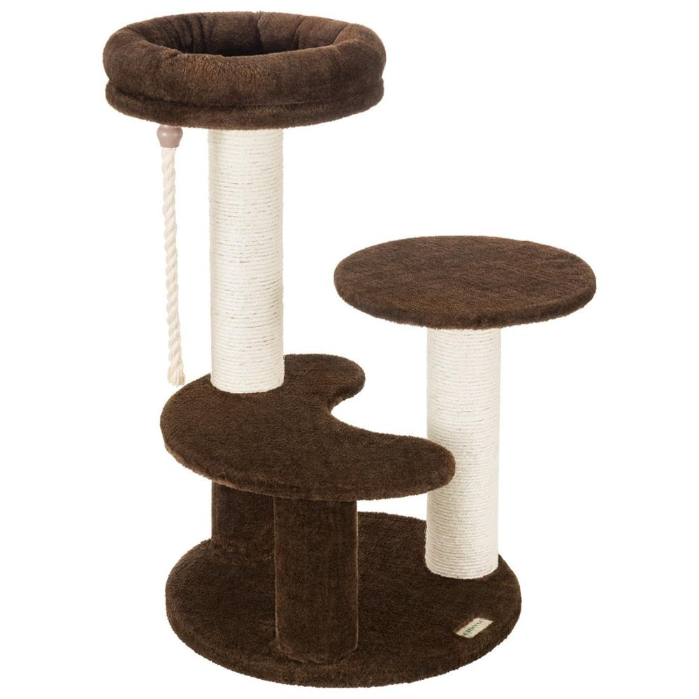 new small cat tree pet toys
